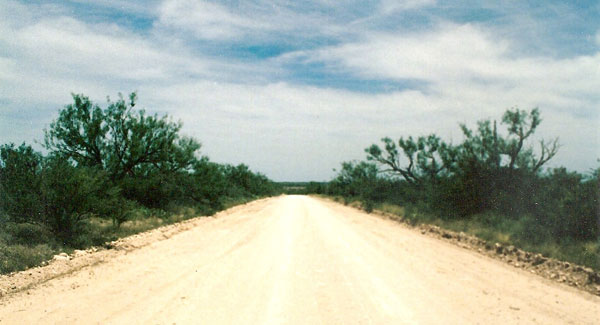 West Texas Road
